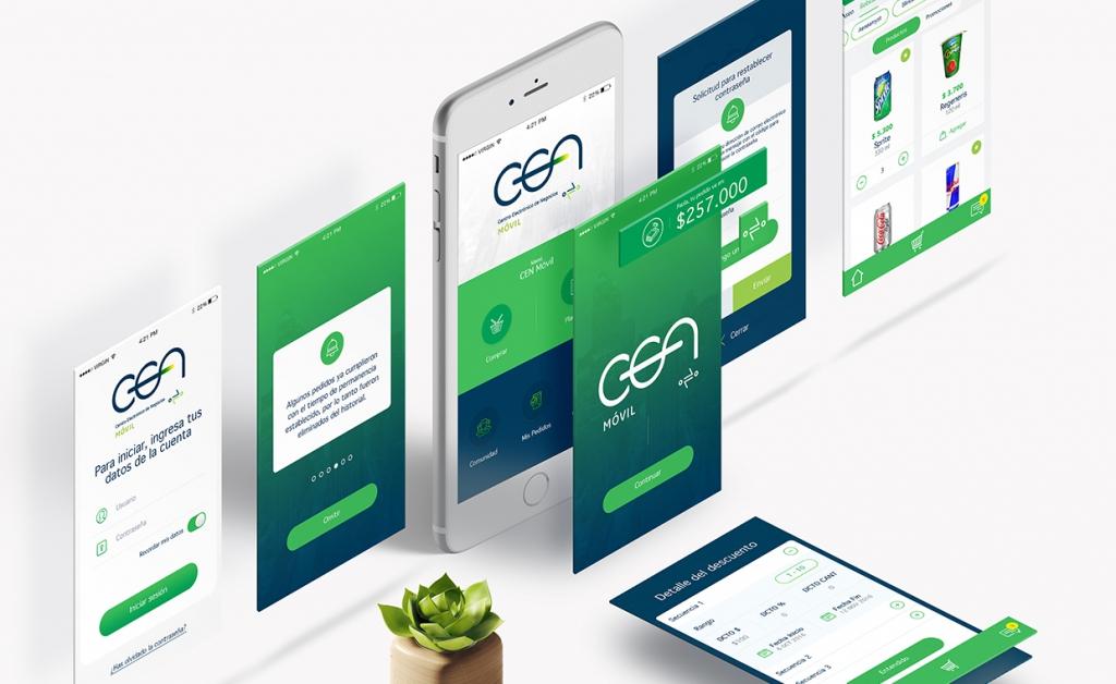 App Cen – Carvajal