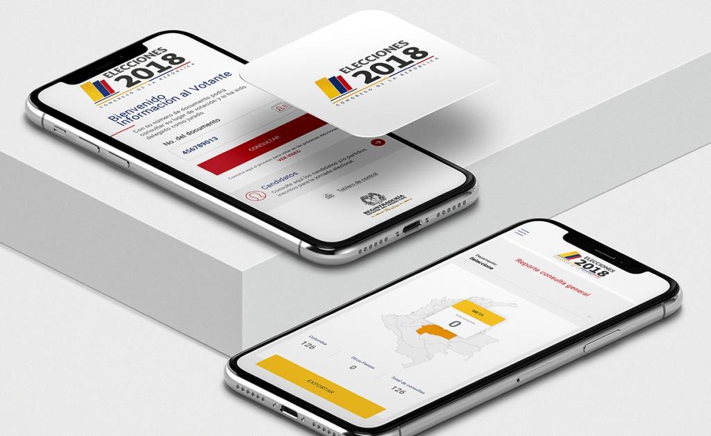 App Elecciones – Carvajal
