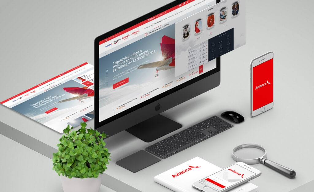 Web – Avianca