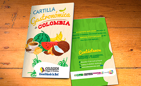 Editorial – Cartilla Gastronomica