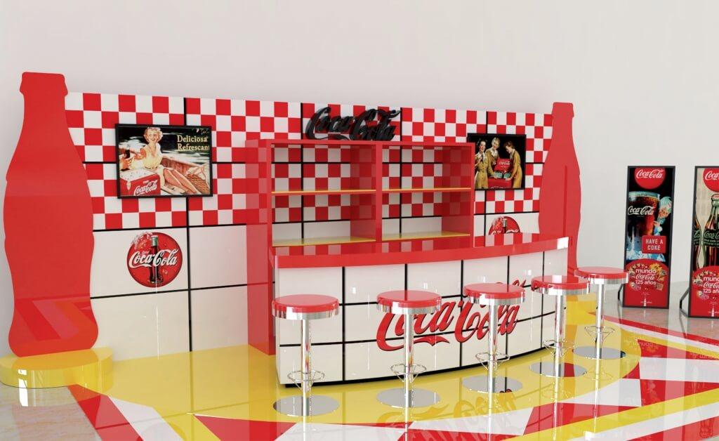 3D Cocacola