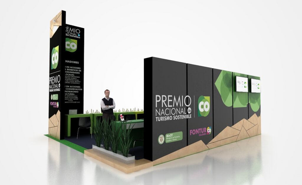 3D Premio Nacional de Turismo Sostenible – FONTUR