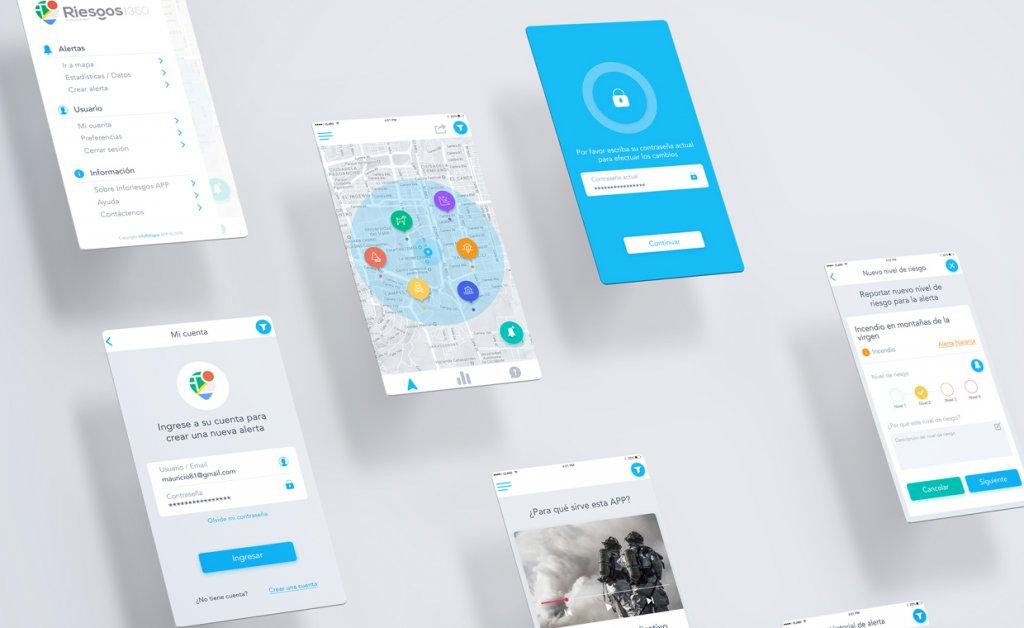 App Inforiesgos