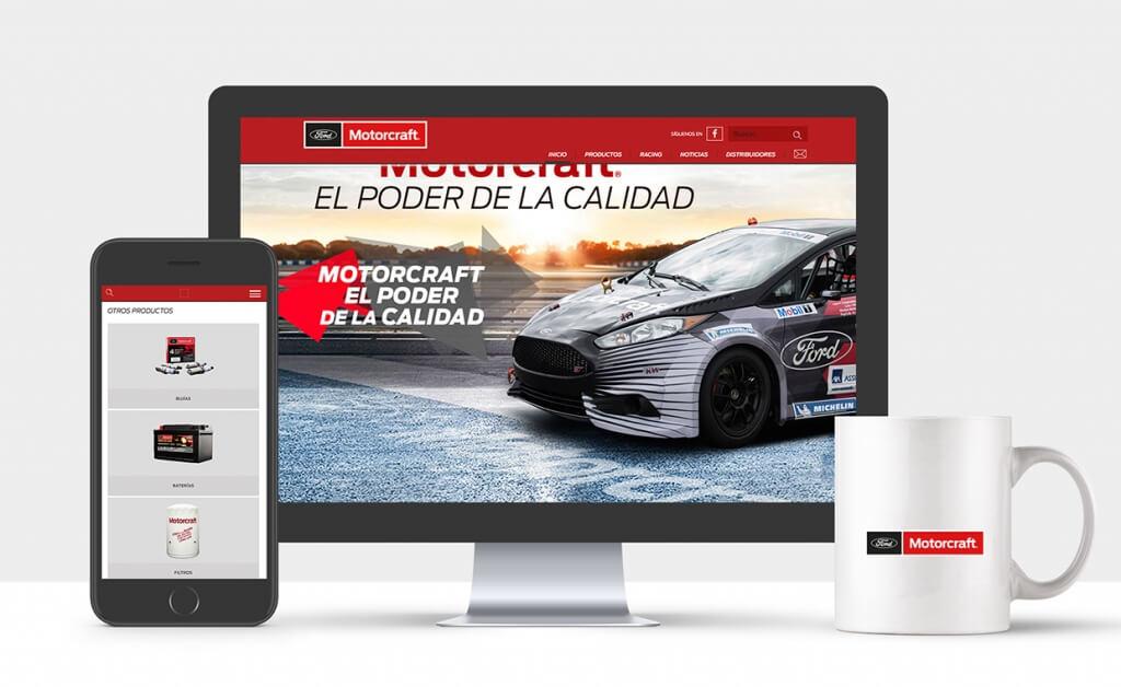 Web – Motorcraft